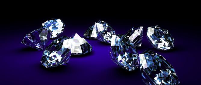 Khai thác kim cương trên hệ Mặt Trời