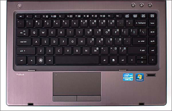 đánh giá laptop Probook 6460b