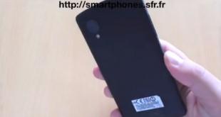 Nexus 5 và Android 4.4 xuất hiện trong video dài 7 phút