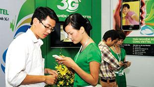 """Giá cước 3G tăng 40% là mức tăng """"không sốc""""!"""