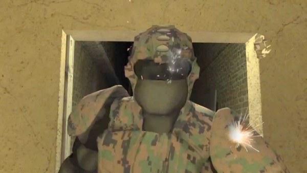 Lính Mỹ sắp được trang bị giáp Iron Man
