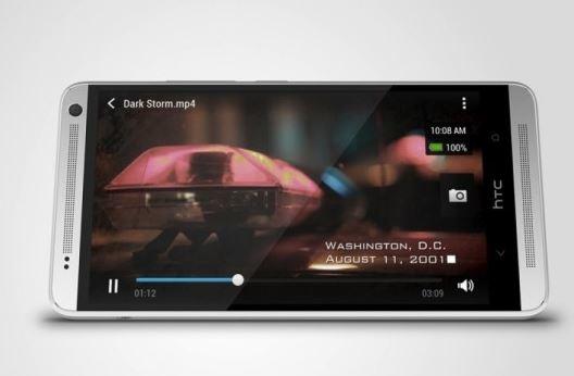 HTC One Max chính thức ra mắt: Cảm biến vân tay, Sense 5.5