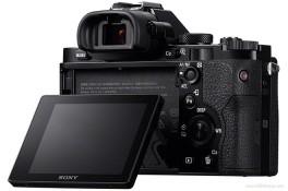Sony công bố máy ảnh không gương lật full-frame Alpha A7, A7R và siêu zoom RX10