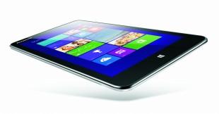 Tablet Miix 2: Chip lõi tứ Intel Bay Trail, giá 6 triệu đồng