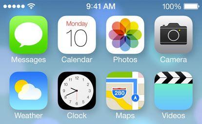 Vượt kỷ lục iOS 6, có tới 71% thiết bị iOS đã nâng cấp lên iOS 7