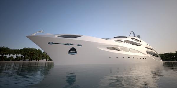 Chiêm ngưỡng siêu du thuyền xa xỉ tuyệt đẹp