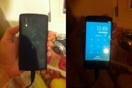 Nexus 5 có giá khởi điểm 399 USD