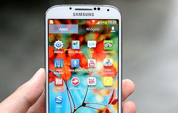 Samsung  chính thức cập nhật Android 4.3 cho Galaxy S4