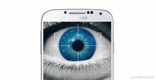Công nghệ mở khóa bằng mắt trên Galaxy S5