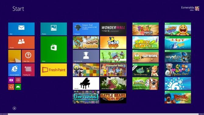 Làm thế nào để cập nhật lên Windows 8.1?