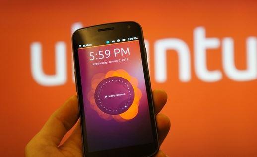 Ubuntu 13.10 dành cho Google Nexus chính thức trình làng
