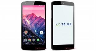 Nexus 5 không còn phiên bản 8GB, pin 2300 mAh