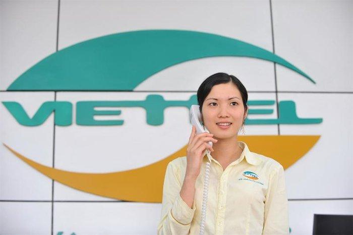 Thu nhập nhân viên Viettel bình quân 18 triệu đồng/tháng
