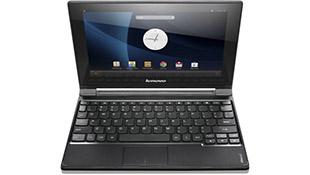 Lenovo ra mắt laptop A10 chạy Android, màn hình xoay 300 độ, xem phim 9 tiếng