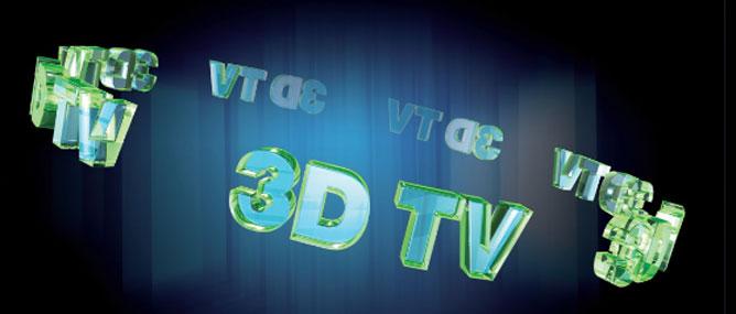 Top 5 TV 3D năm 2011