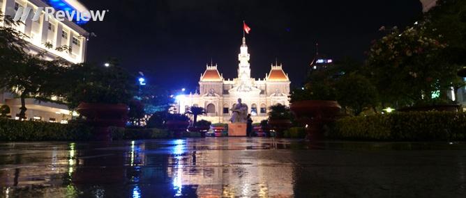 Một ngày Sài Gòn qua ống kính Sony Xperia Z1