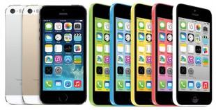iPhone 5s tăng 75% sản lượng, iPhone 5c ế ẩm