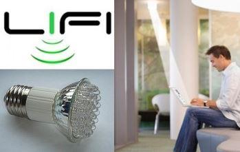 Thử nghiệm thành công li-fi 150 Mbps, tương lai của Wi-fi