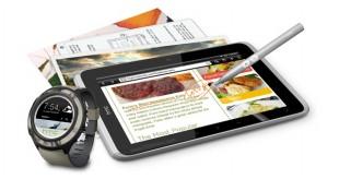 HTC sắp nhảy vào thị trường máy tính bảng và smartwatch