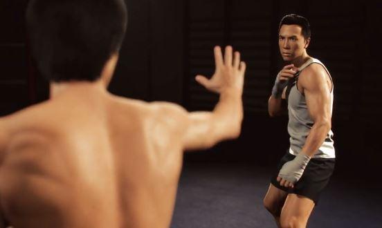 Clip 3D ấn tượng: Chung Tử Đơn giao đấu Lý Tiểu Long