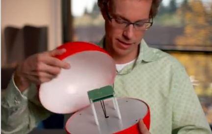 Google hé lộ chi tiết kỹ thuật của quả cầu Wi-Fi