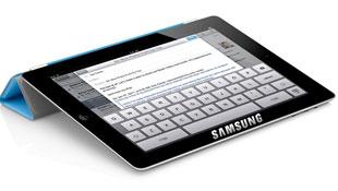 Máy tính bảng Samsung 11.6 inch sẽ ra mắt vào tháng 2/2012