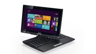 Asus Zenbook sẽ có màn hình cảm ứng và Windows 8
