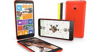 Nokia Lumia 1320 sẽ được bán ở Việt Nam đầu tiên, giá 339 USD