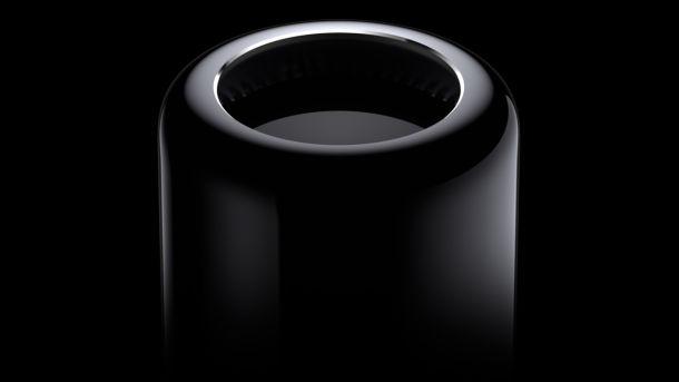 """Quái vật"" Mac Pro mới: CPU Xeon, 12 GB RAM, 256 GB SSD, GPU AMD FirePro kép"