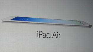 Thông số và cấu hình iPad Air