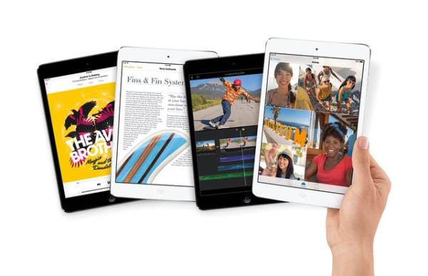 Apple ra mắt iPad mini 2013: màn hình Retina, vi xử lý A7