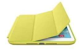 Apple giới thiệu bao da Smart Cases cho iPad Air và iPad Mini mới
