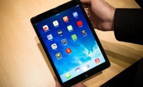 Đã có iPad Air, liệu sẽ có iPad Pro?