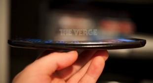 Xuất hiện loạt ảnh sắc nét của smartphone cong LG G Flex
