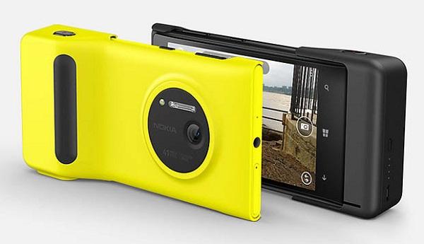Nokia Lumia 1020 và 1520 hỗ trợ định dạng RAW