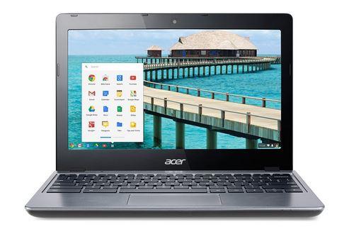 Acer ra mắt Chromebook C720: màn hình cảm ứng, RAM 8 GB, giá từ 7 triệu đồng