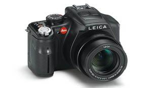 Leica ra máy ảnh V-Lux 3 zoom quang 24x