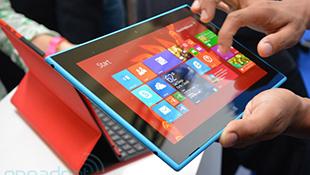 "Microsoft ""bật đèn xanh"" cho Lumia 2520"