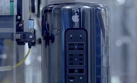 """""""Quái vật"""" Mac Pro đã được Apple chế tạo như thế nào?"""