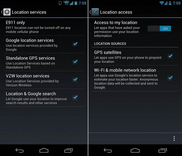 Ý nghĩa và chức năng của App permission trên dế Android
