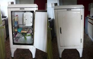 Tủ lạnh Electrolux 60 tuổi vẫn chạy tốt