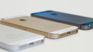 """iPhone 5s sắp """"cháy hàng"""""""