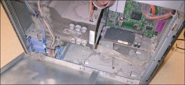 khắc phục máy vi tính tỏa nhiệt