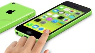 Màn hình iPhone 5s và 5c không nhạy bằng Galaxy S3