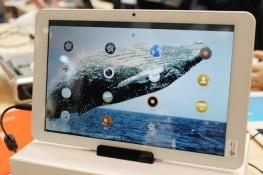 Tablet chạy hệ điều hành Tizen đầu tiên chính thức ra mắt