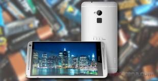 Thử nghiệm pin HTC One Max: Trụ được 3,5 ngày