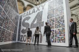 Samsung lập kỷ lục Guinness mới