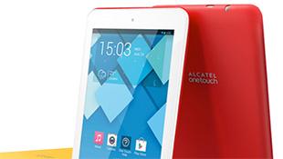Lộ ảnh tablet Alcatel ONE TOUCH POP 7 đầy sắc màu