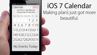 Lỗi lệch thời gian trên ứng dụng Calendar của iOS 7