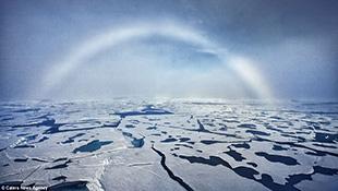 Bắc Cực nóng nhất kể từ 44.000 năm qua